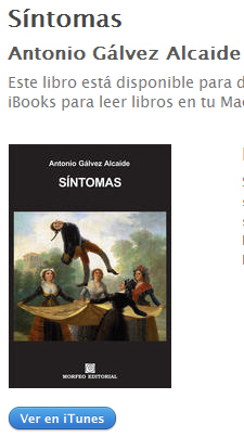 Ebook Síntomas, de Antonio Gálvez Alcaide