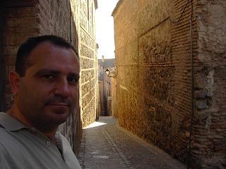 La calle de Garcilaso de la Vega