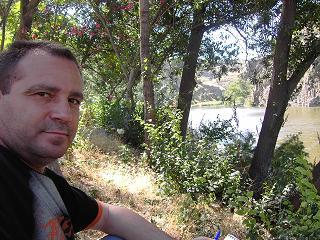A orillas del río Tajo