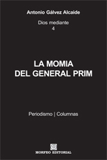 Ebook La momia del general Prim