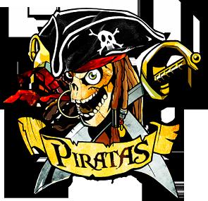 Imagen de un fantástico pirata