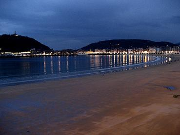Playa de La Concha, San Sebastián