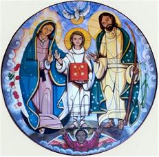 Una familia sagrada