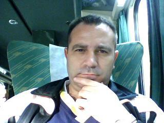 En el tren de Barcelona a La Coruña