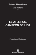 Portada de El Atlético, campeón de Liga